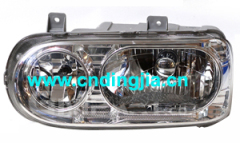 LAMP ASSY-HEAD LH: 96610833 / RH: 96610834 FOR DAEWOO DAMAS 2005