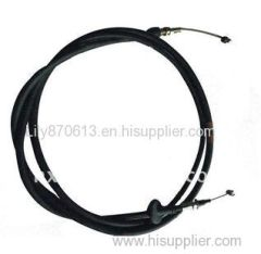 accelerator cable clutch cable