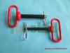 plastic coated hitch pins