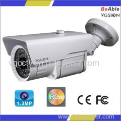 1.3MP AHD Metal Housing Outdoor & Indoor IR Camera