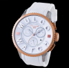 Fashion Mens Sport Silicone Mulco Watches Dial Analog Watch