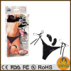 Remote Control 10-Function Little Black Panty -Thong