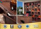 House Decoration Vintage Book Shelf Eco Friendly Furniture Bookcase