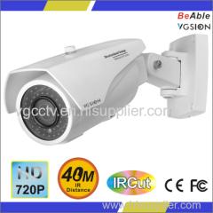 720P High Resolution Outdoor HD-CVI Camera