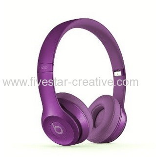 Beats by Dre Solo2 Lightweight On-Ear Headphones Royal Collection Imperial Violet China Supplier