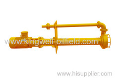 Submersible Slurry Pump from Kingwell Manufacturer