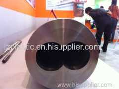 Bimetallic Twin Screw and Barrel for Plastic Extrusion Machine