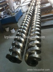 Twin Screw and Barrel for Plastic Extrusion Machine