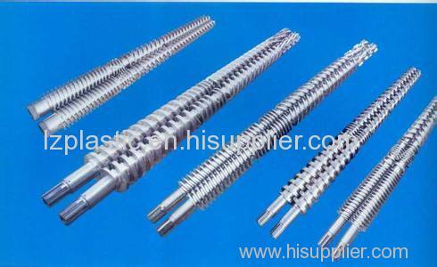 Battenfeld parallel twin screw barrel and KMD parallel twin screw barrel and Cincinnati parallel twin screw barrel