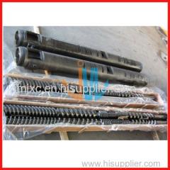 Cincainati parellel twin screw and barrel
