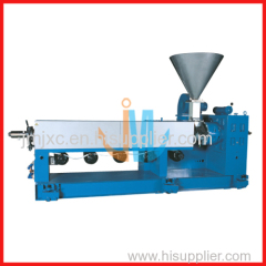 Wire and cable single screw extruder
