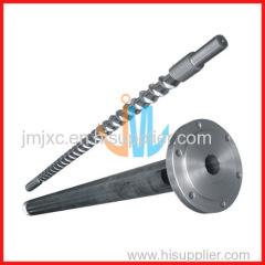single screw barrel for plastic extruder machine