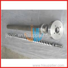 PVC screw barrel