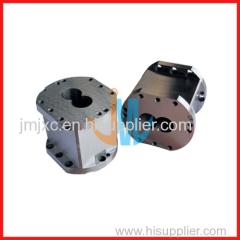 Segment barrel for co-rotating extruder