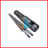 Conical Twin Screw and Barrel