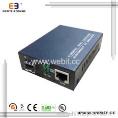 10/100/1000 Mbps Ethernet Media Converter