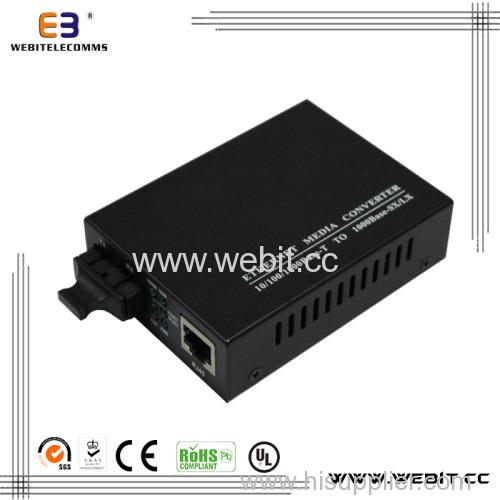 10/100/1000 Mbps Media Converter