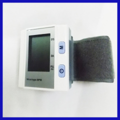 Medical Wrist Type blood pressure monitor