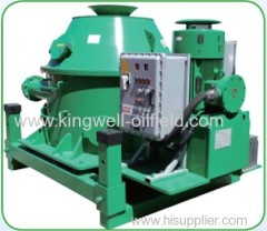 Vertical Cuttings Dryer (GNCD930) from Kingwell Manufacturer