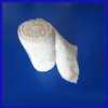 Polyester-cotton material stretch wrinkles bandage