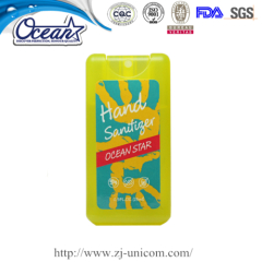 15ml Card Hand Sanitizer cheap promotional items for business