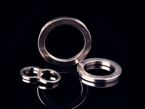 ring neodymium Magnets / ndfeb ring magnet for speaker