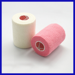 Medical Disposable Cotton Cohesive Bandage