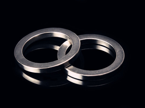High performance N35 NdFeB ring magnet for sale