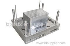 turnover basket or turnover box mold