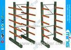 Cantilever Pallet Storage Racks Single Sided Industries Tubular