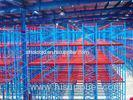 Industrial Warehouse Drive In Pallet Rack For High Density Storage