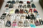 25 Kg In Bulk Used Men's Shoes Wholesale for Africa , Sports Soccer / Basketball Shoes