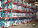Cold Store Drive In Pallet Rack Adjustable Pallet Racking With Centering Rails