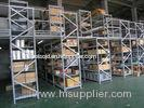 loose cargo stock industrial mezzanine systems , double storey warehouse platform