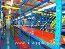4000 - 6000mm Industrial Rack Supported Mezzanine For Warehouse