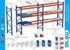 Heavy Duty Pallet Storage Racks / Cold Rolled Steel Display Rack
