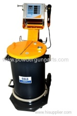 CL-161S manual powder spray gun system