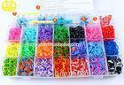 Kids Gift Rainbow Loom Rubber Band bracelet making looming rubber bands