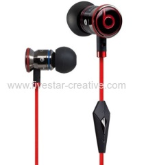 iBeats by Dr.Dre Assorted Colors In-Ear Headphones from Monster with In-Line Microphone and Remote for iPhone iPod iPad