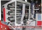 High Speed automatic Web Printing Machine with double unwind and double rewind