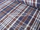 Competitive Price 100% Cotton Yarn Dyed Fabric , plain weave plaid 145 /147cm width