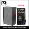 """8"""" full range portable passive/active plastic cabinet speaker"""
