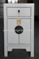 Classical furniture bedside cabinet