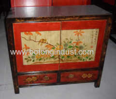 Antique furniture chests mongolia