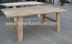 antique style furniture dining table