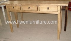 Chinese original elm wood table