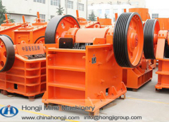 jaw stone crusher crushing screening plant