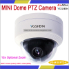 Super high Resulotion 4 inch MINI Dome Indoor PTZ Camera