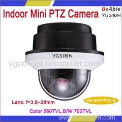 Original Samsung Brand 12 X zoom camera 3 inch mini indoor ptz camera