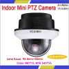 VGSION Made 10 X zoom module Super high Resulotion 3 inch mini indoor ptz camera